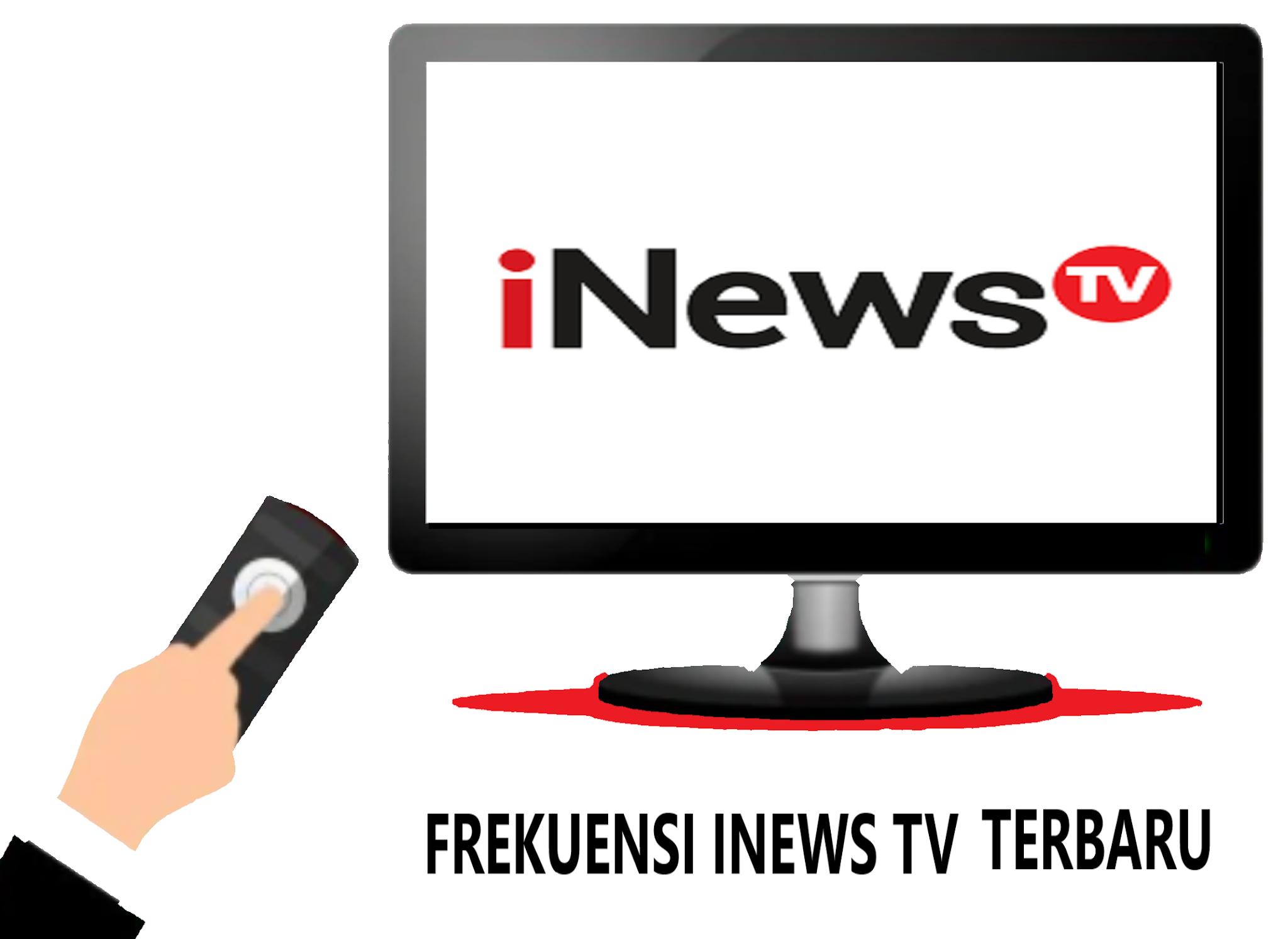 Frekuensi INews TV Terbaru Di Telkom 4 Update 2020