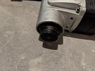 Werkzeugaufnahme Worx Oszillationswerkzeug