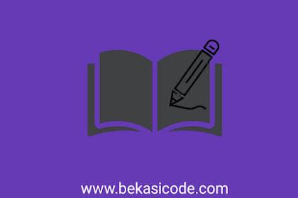 Pengertian Rewrite dan Tips Bagaimana Cara Menulisnya Dengan Benar - Bekasi Code