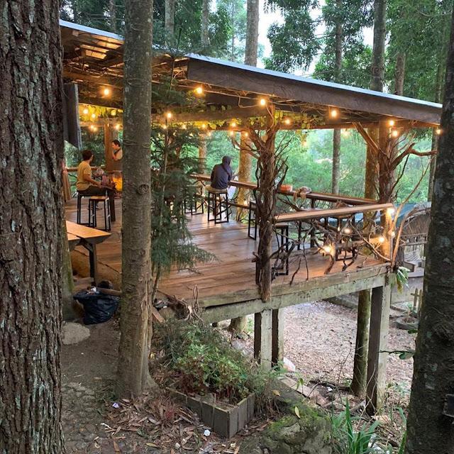The Woodens Cafe & Resto Bogor
