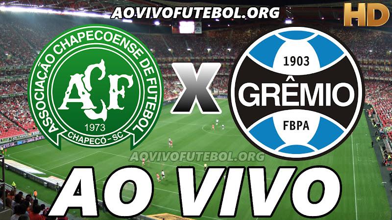 Assistir Chapecoense vs Grêmio Ao Vivo HD