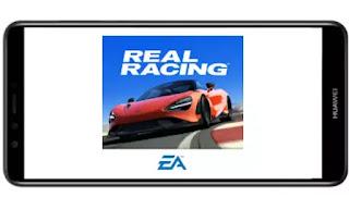 تنزيل لعبة Real Racing 3 Mod unlimited money مهكرة للاندرويد بدون اعلانات بأخر اصدار من ميديا فاير