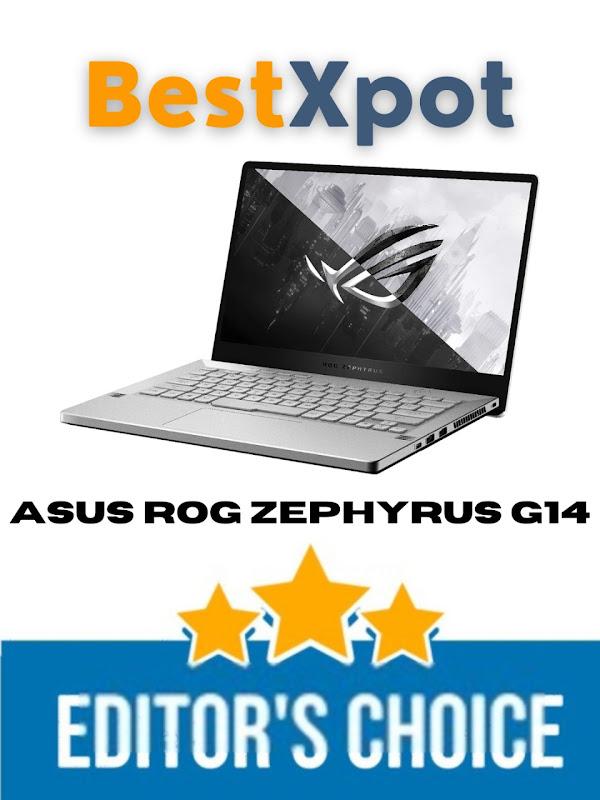 Editor's Choice: Asus Rog Zephyrus G14
