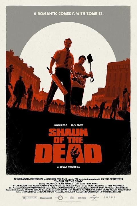 Shaun of the Dead (2004) 480p & 720p BluRay Dual Audio (Hindi+English) Full Movie