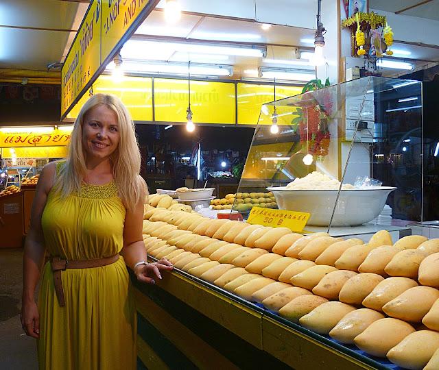 Таиланд, манго (Thailand, Mango)
