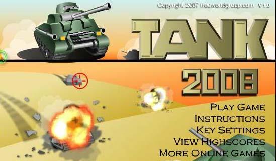 Tanks Spiel