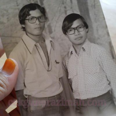 ayah ku, ayah CN, ayah hipster