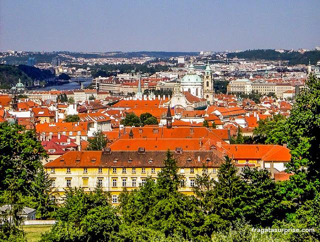 Bairro do Castelo de Praga (Hradčany)