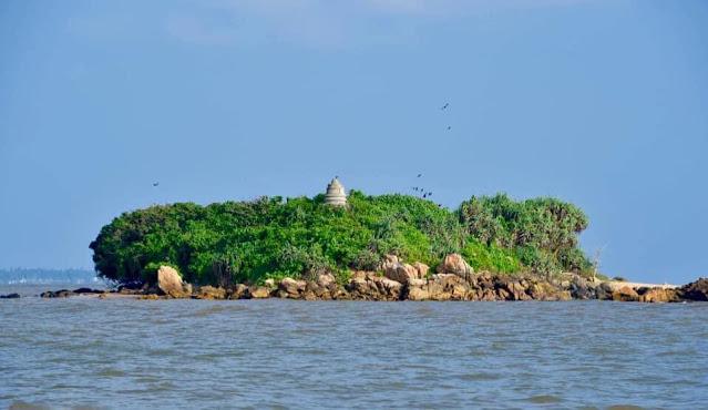 තායි හුරුව ලැබූ - මාතර ගල්ගොඩියාන දූපත 🇨🇷🏝 (Matara Galgodiyana Island) - Your Choice Way