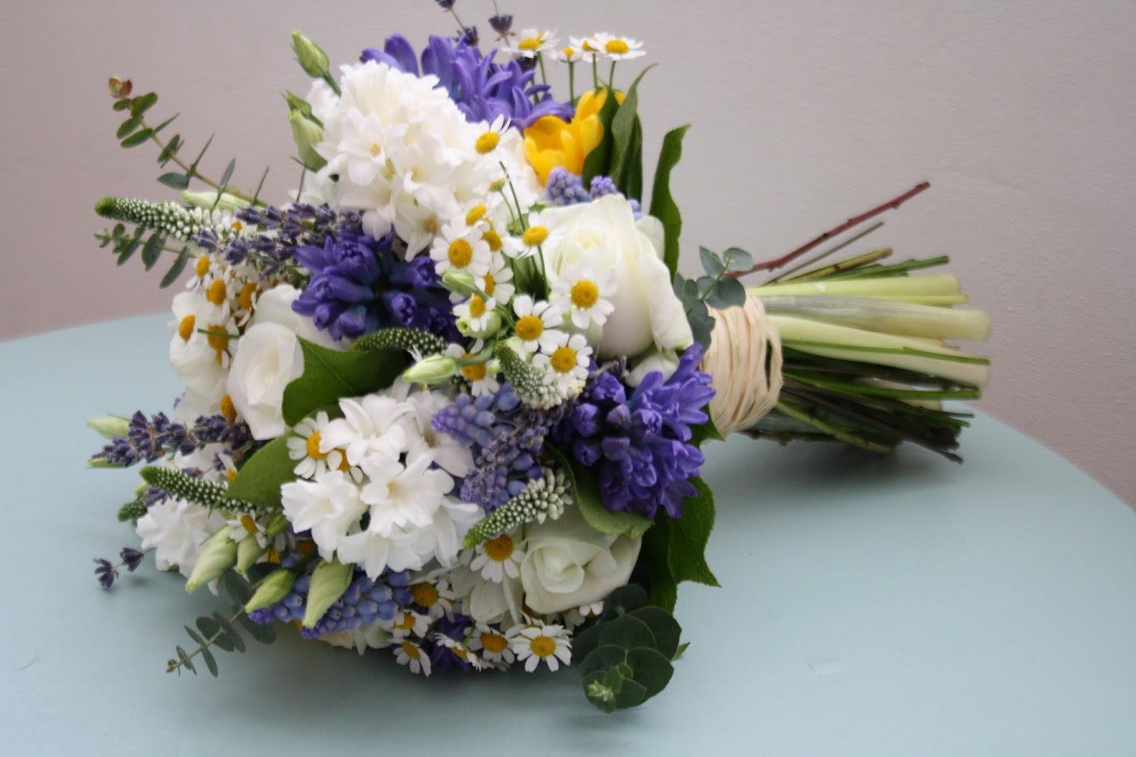 The Blossom Tree: Spring Wedding Flowers