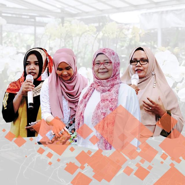 4 Kisah Inspiratif Ibu-Ibu Sukses di Lombok membangun Bisnis Untung Puluhan Juta