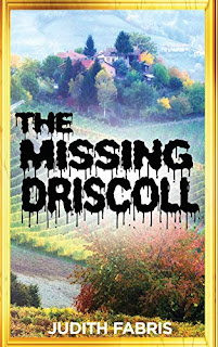 The Missing Driscoll - historical mystery by Judith Fabris
