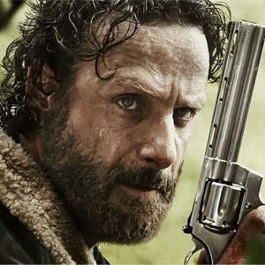 Poster da série The Walking Dead