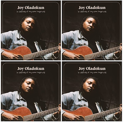 Joy Oladokun's Music: In Defense of My Own Happiness (14-Track Album) - Songs: Sunday, Bigger Man, I see America, Jordan.. - Streaming/MP3 Download