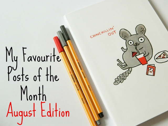 My Favourite Blog Posts of the Month