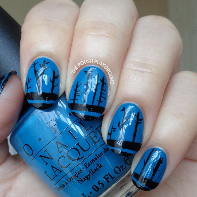 The Polish Playground: Twinsie Tuesday: Inspired By A Book