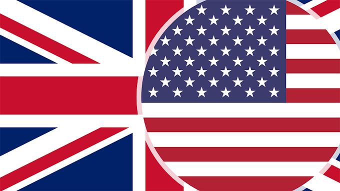 คำศัพท์ภาษาอังกฤษ อเมริกันกับบริติช