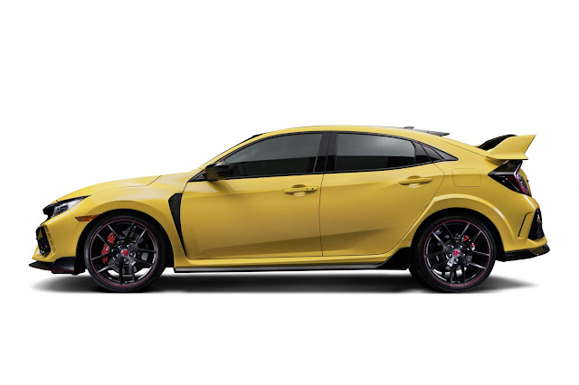 2021 Civic Type R Limited Edition: Ultimate Track-Focused Type R Coming to America