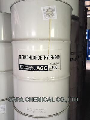 Perchloroethylene M,S, PCE, P.C.E, Dung môi hóa chất tẩy rửa