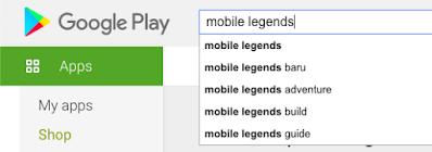 cari aplikasi terbaik di google play