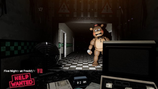Análisis Five nights at Freddy's VR Help Wanted PS4