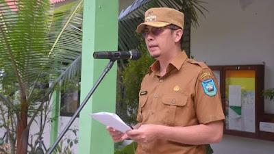 Walikota Sawahlunto Minta Keberadaan Satlinmas di Tiap Desa dan Kelurahan Ditingkatkan