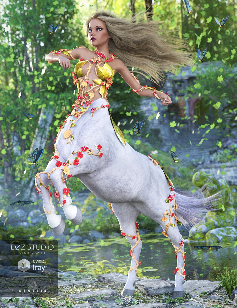 Centaur 7 Female Starter Bundle