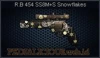 R.B 454 SS8M+S Snowflakes