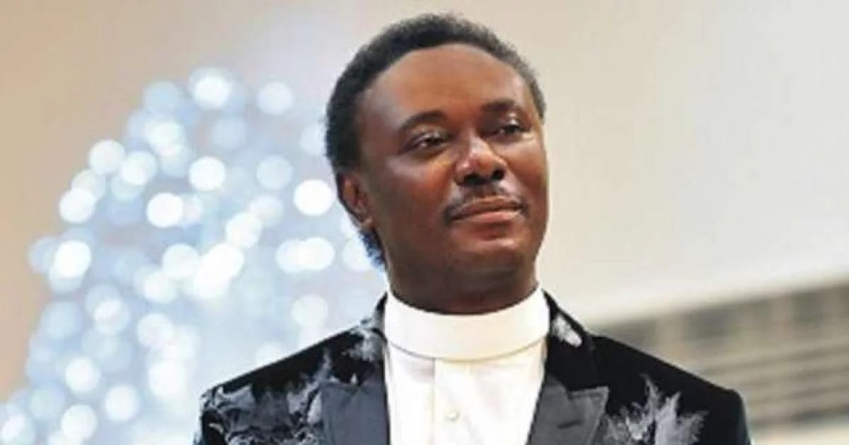 Pastor Kris Okotie Throws Bombshell,Says Online Services Unscriptural
