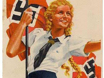 history Nazi Germany pregnancy abortion girls