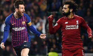 البث المباشر لمباراة برشلونة وليفربول اليوم الاربعاء 1/5/2019 دوري ابطال اوروبا