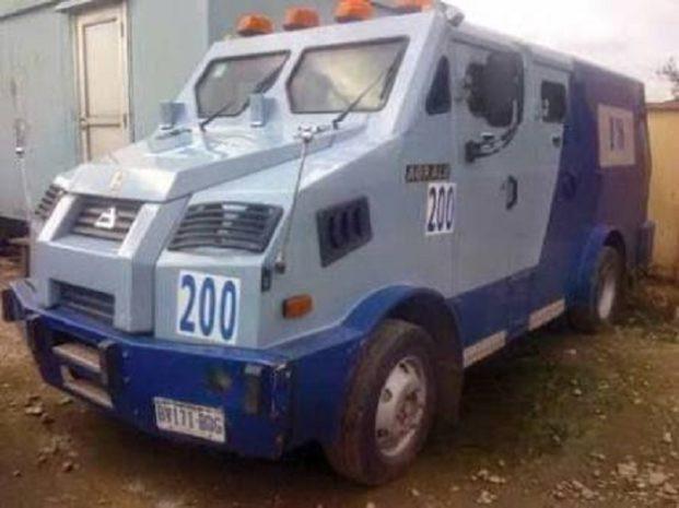 Gunmen attack Bullion van in Ebonyi, kill four policemen