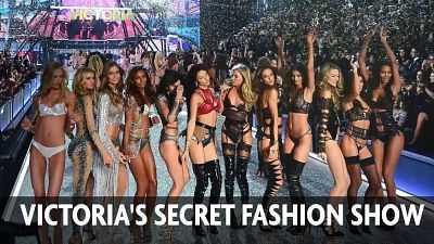 Victoria's Secret Fashion Show 2016 Download 150MB WEBHD