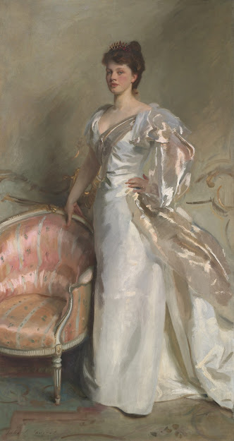 Mrs. George Swinton by John Singer Sargent (Art Institute of Chicago)