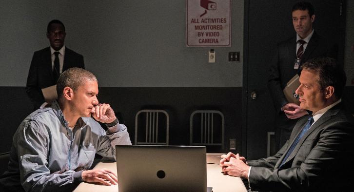 Prison Break - Season 5 Finale - Post Mortem Interviews