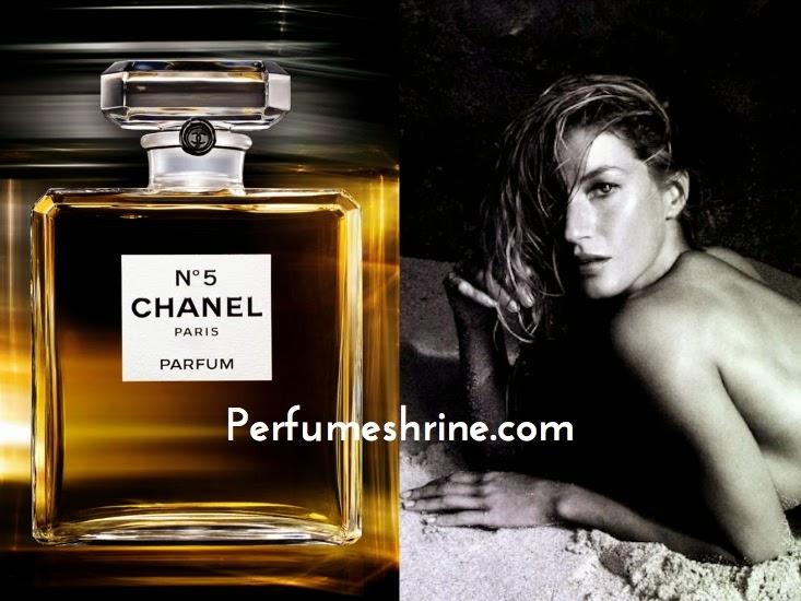 Perfume Shrine Brazilian Supermodel Gisele The New Face Of Chanel