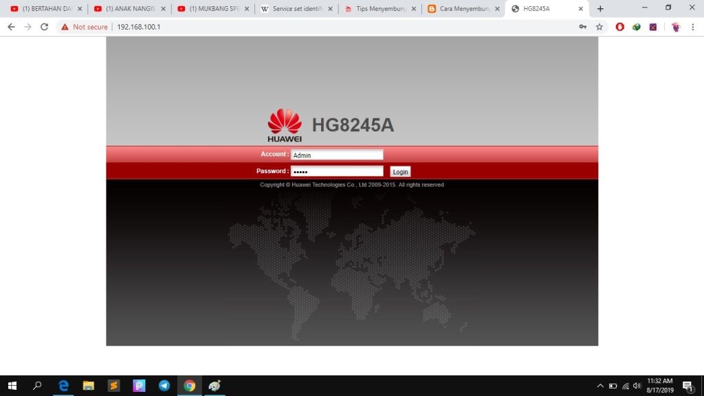 Cara Menyembunyikan SSID WiFi Indihome