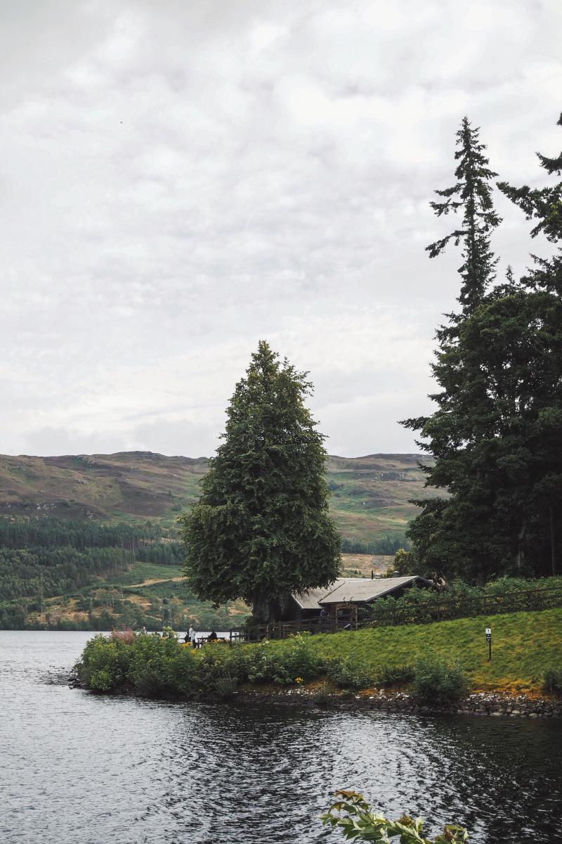 Découvrir le Loch Ness en Ecosse