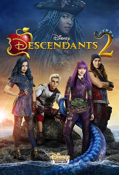 Descendants 2 (2017) Dual Audio [Hindi-English] 720p HDRip ESubs Download