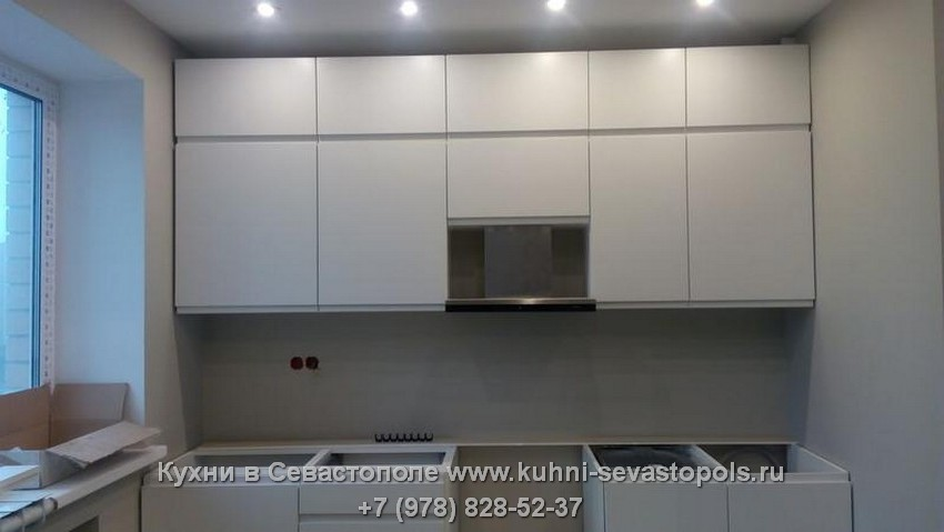 Дизайн кухни в Севастополе фото