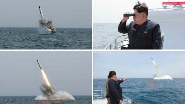 Pyongyang vuelve a amenazar a EEUU con ataque misilístico
