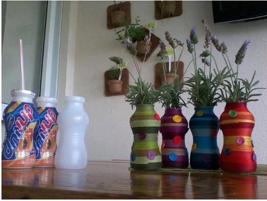 Tips Daur Ulang Botol dan Toples Plastik