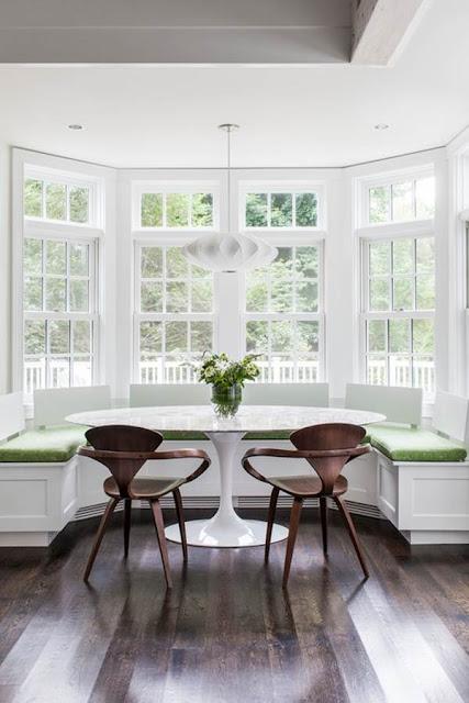Banks Under Windows in Kitchens 7