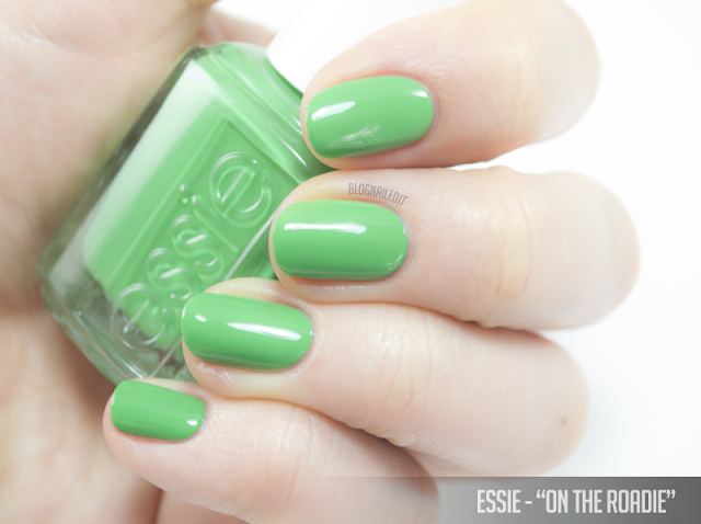 essie - on the roadie