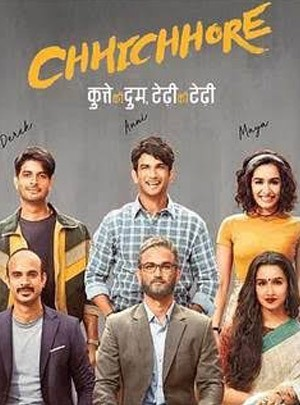 Chhichhore Full Movie HD Download  720p [1.2GB] Download.