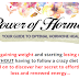 Power Of Hormones and two factors that may affect your weight