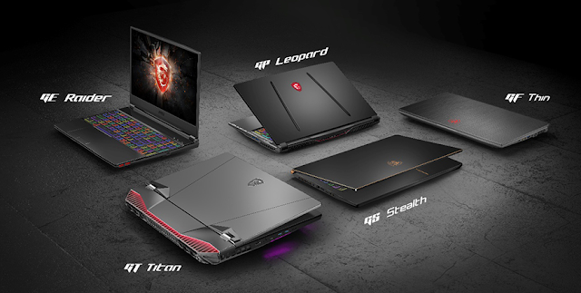 Yuk Simak Spesifikasi Laptop Gaming MSI GP62MVR 7RFX-1020 Leopard Pro