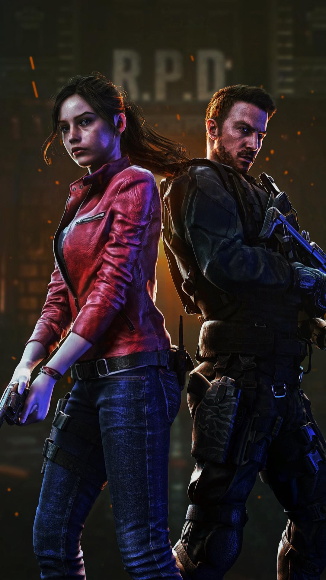 Resident Evil Video Game 4k Wallpaper