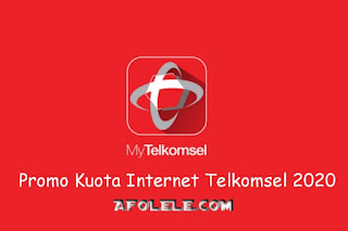 Promo Kuota Internet Telkomsel 2020