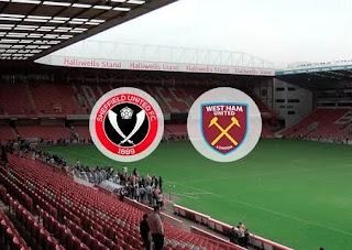 Шеффилд Юнайтед - Вест Хэм смотреть онлайн бесплатно 10 января 2020 прямая трансляция в 23:00 МСК.